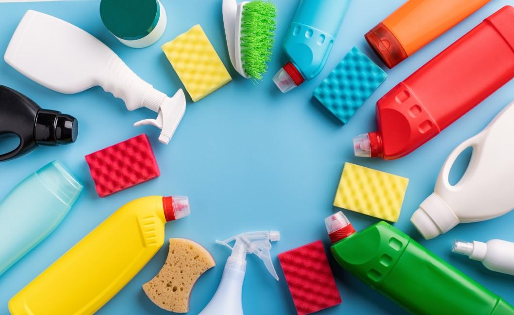 solution de nettoyage
